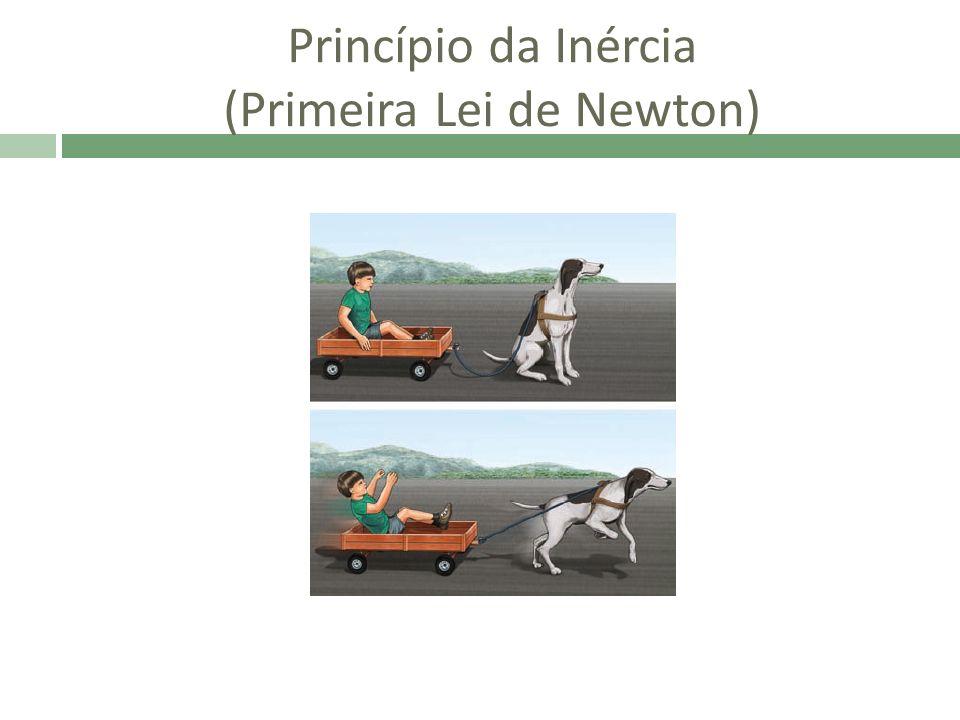 Princípio da Inércia (Primeira Lei de Newton)