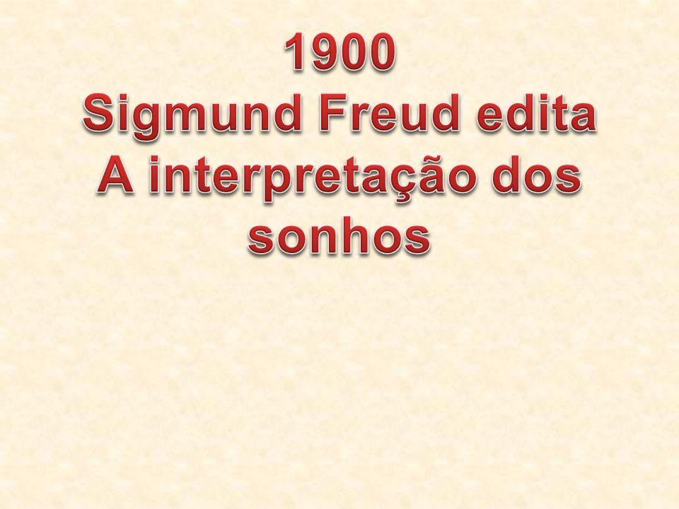 A Interpretação dos Sonhos, publicado em 1899, é um livro de Sigmund Freud que aborda, na época da publicação de uma forma inovativa, os mecanismos psicológicos dos sonhos.