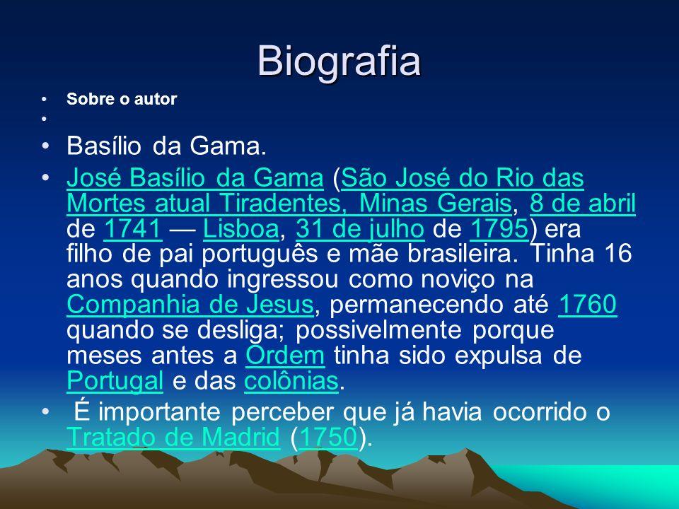 José Basílio da Gama