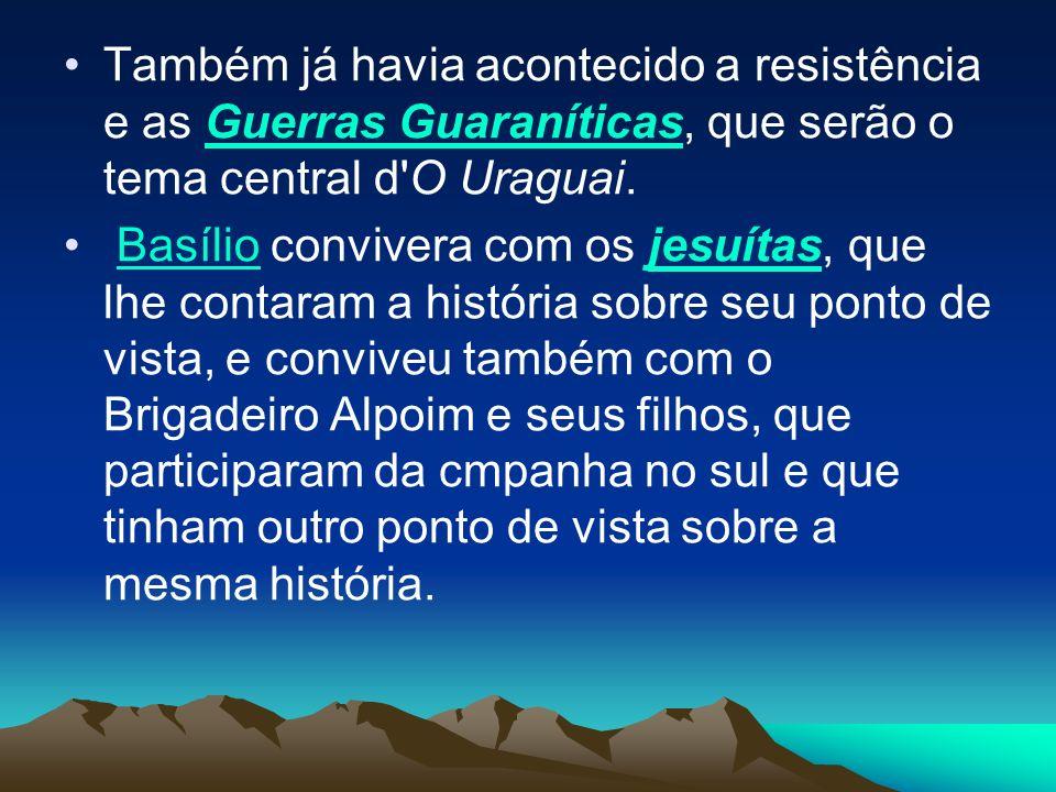 Biografia Sobre o autor Basílio da Gama. José Basílio da Gama (São José do Rio das Mortes atual Tiradentes, Minas Gerais, 8 de abril de 1741 Lisboa, 3