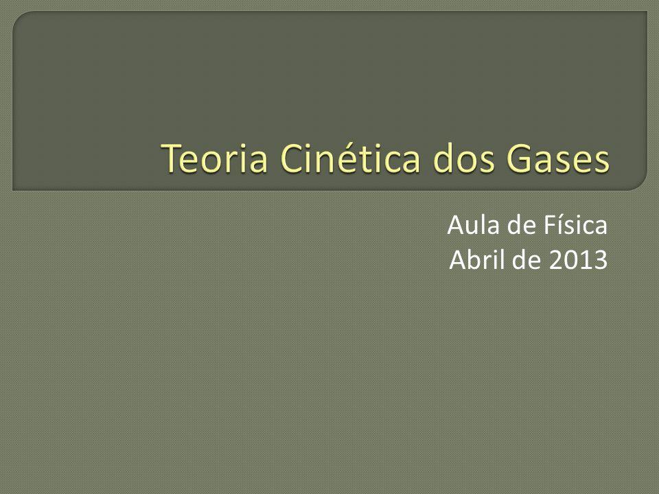 GASES ESTÃO EM MOVIMENTO DESORDENADO, DENOMINADO AGITAÇÃO TÉRMICA.
