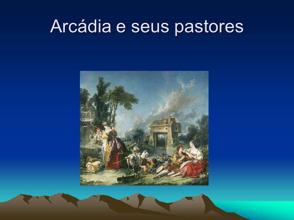 Arcadismo A palavra arcádia, raiz de Arcadismo,é de origem grega e designa uma sociedade Literária típica da última fase do Classicismo,cujos membros