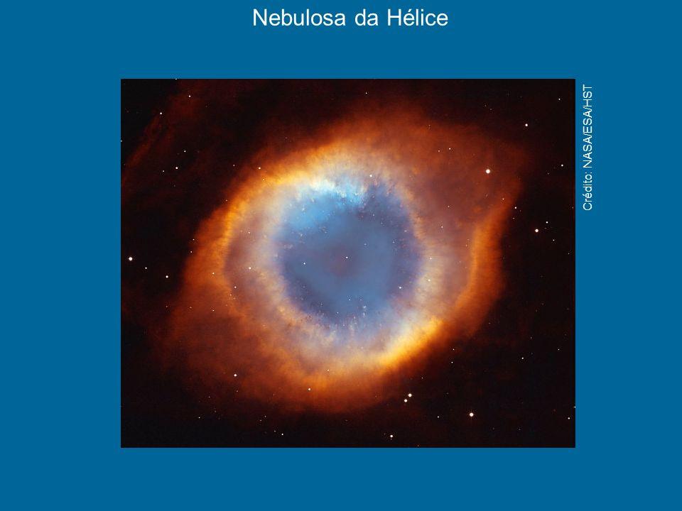 Nebulosa da Hélice Crédito: NASA/ESA/HST