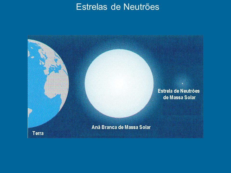 Estrelas de Neutrões