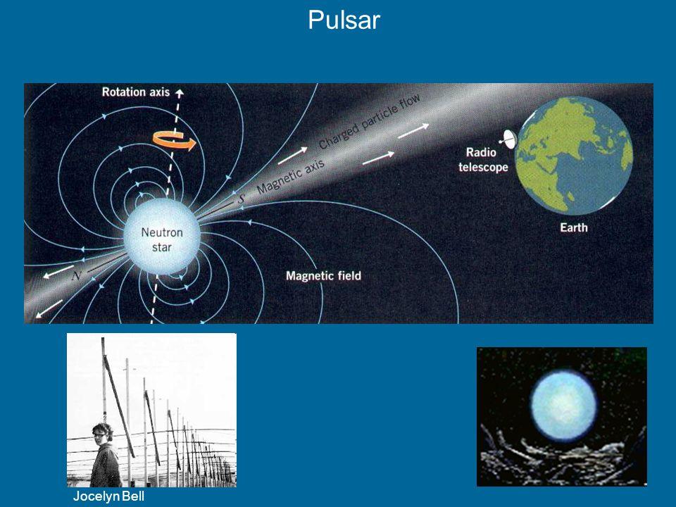 Pulsar Jocelyn Bell