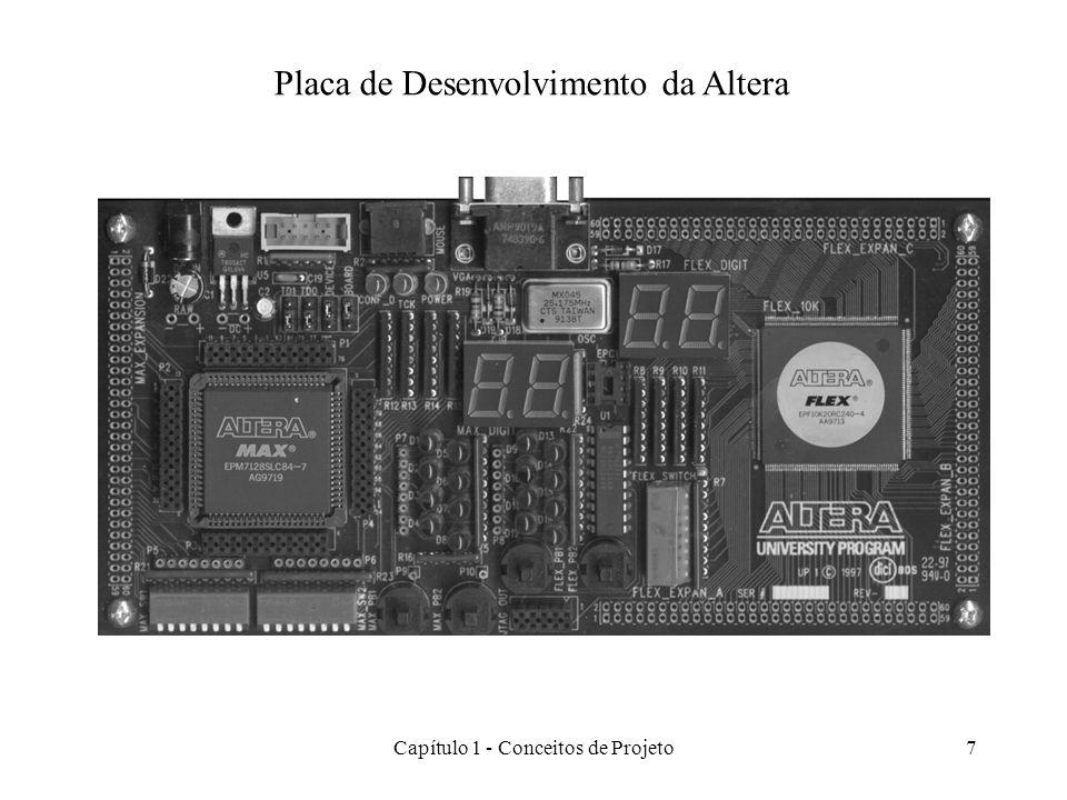 Capítulo 1 - Conceitos de Projeto8 Required product Design specifications Initial design Simulation Design correct.