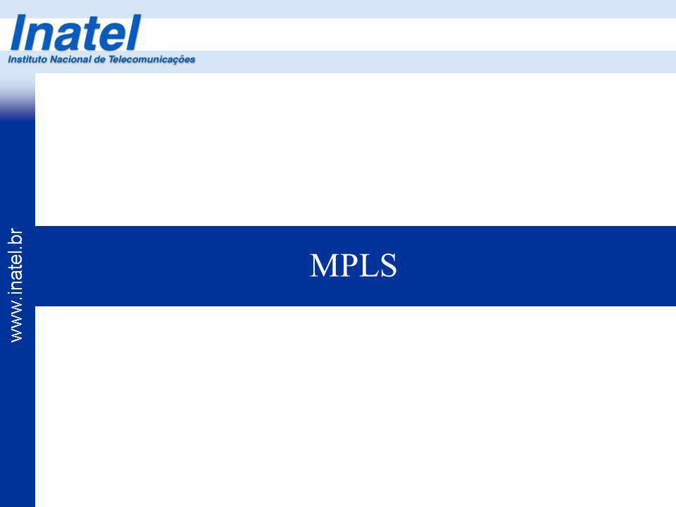 www.inatel.br MPLS