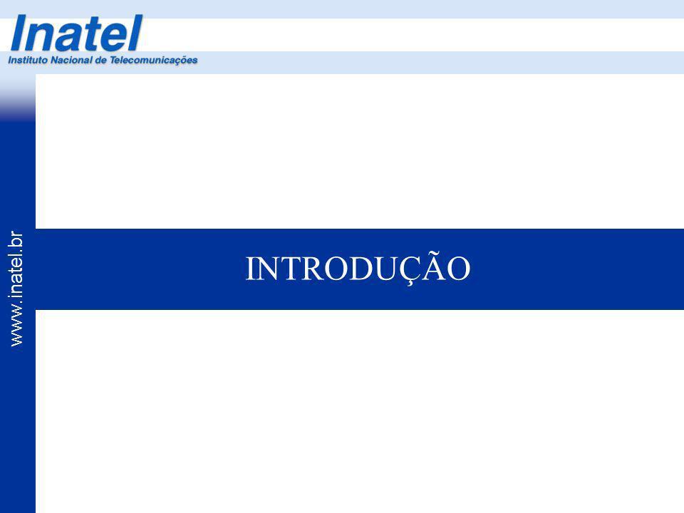 www.inatel.br INTRODUÇÃO