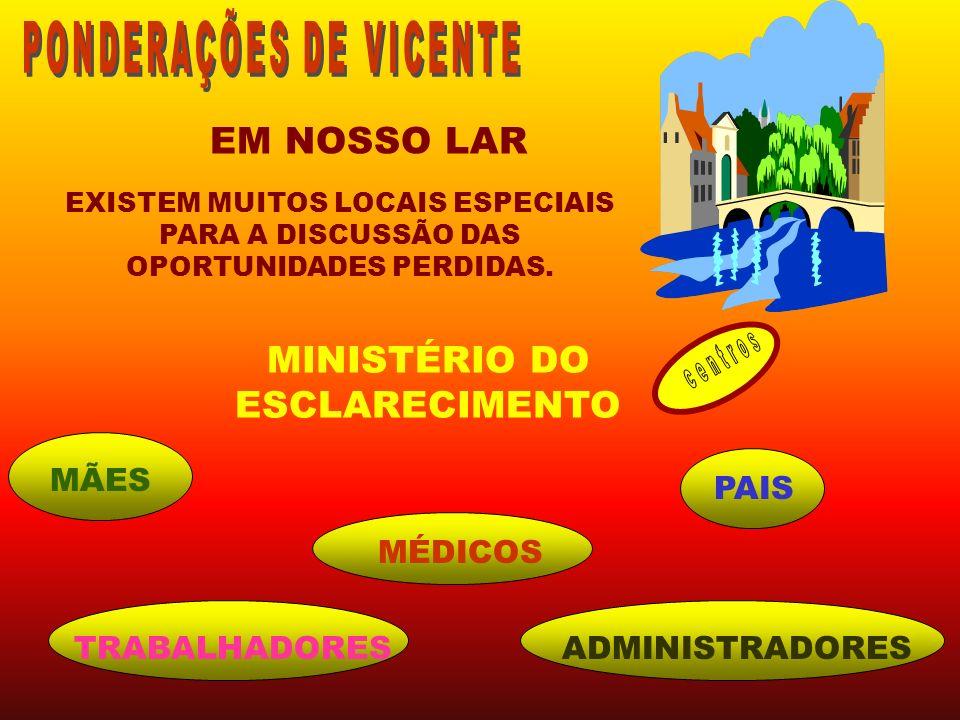 CAPITULO 13 PONDERAÇÕES DE VICENTE