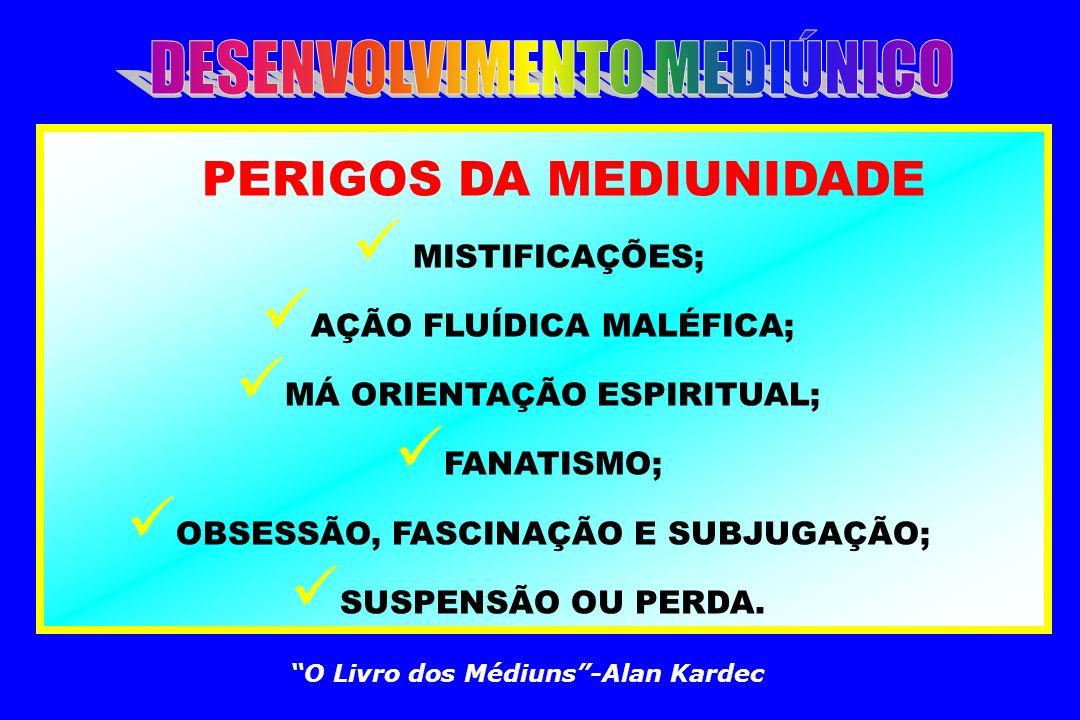 SEGURANÇA PARA A MEDIUNIDADE LOCAL PRÓPRIO; PRUDÊNCIA; SIMPLICIDADE. O Livro dos Médiuns-Alan Kardec