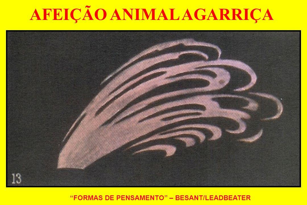 CIÚME VIGILANTE-ODIENTO FORMAS DE PENSAMENTO – BESANT/LEADBEATER