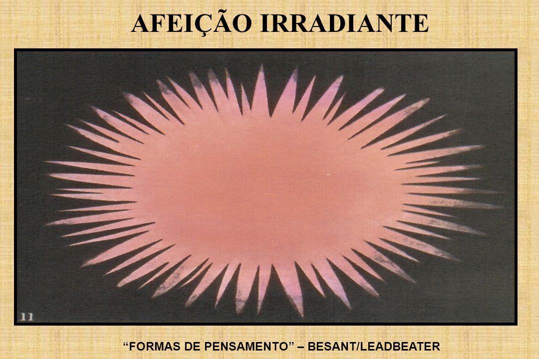 AFEIÇÃO IRRADIANTE FORMAS DE PENSAMENTO – BESANT/LEADBEATER