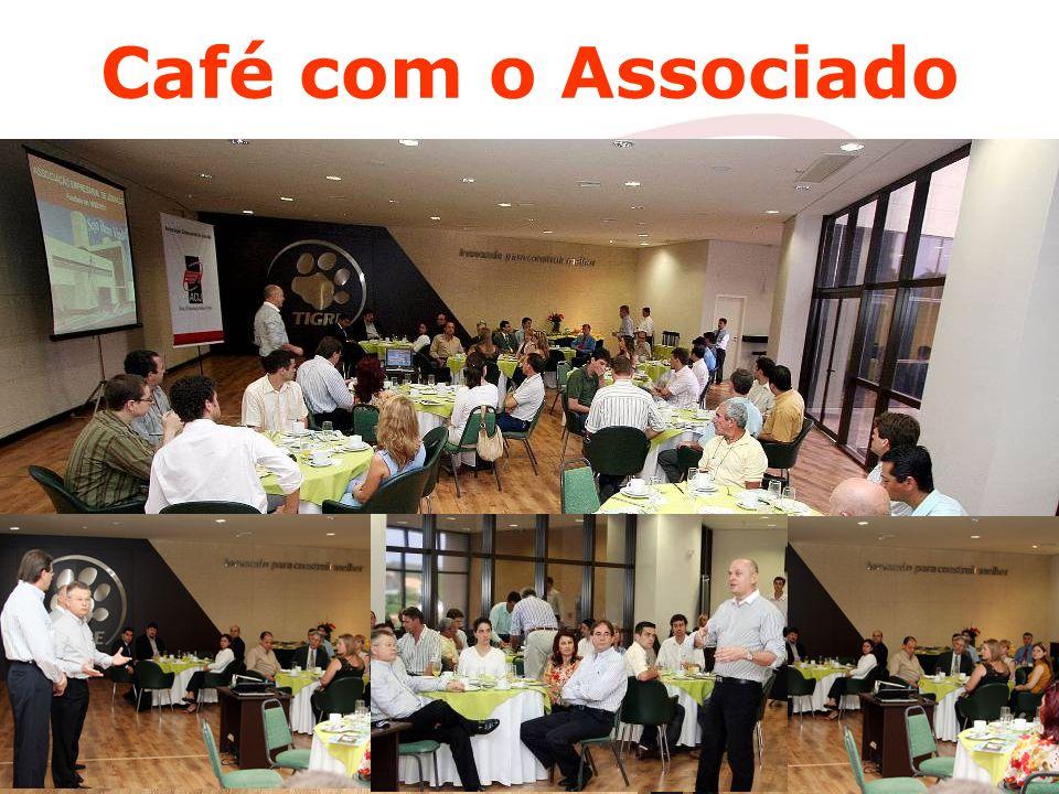 Café com o Associado