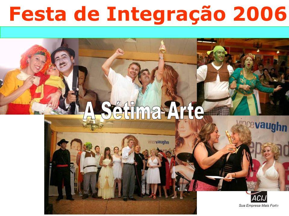 Festa de Integração 2006