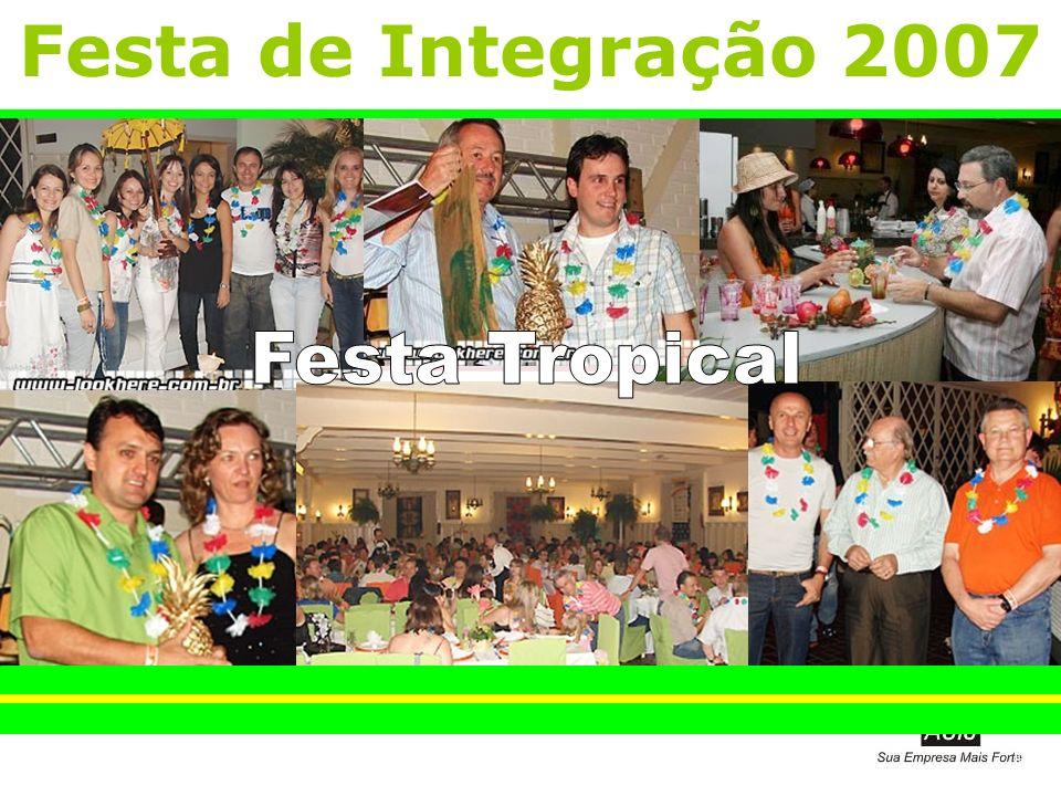 Festa de Integração 2007