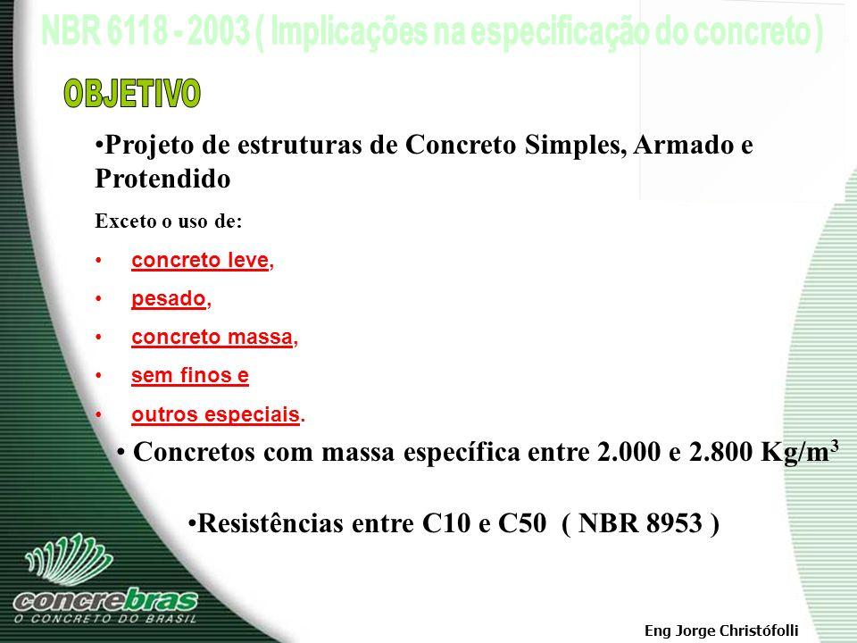 IBRACON - Instituto Brasileiro do Concreto ABECE - Associação Brasileira de Engenharia e Consultoria Estrutural ABNT - Associação Brasileira de Normas