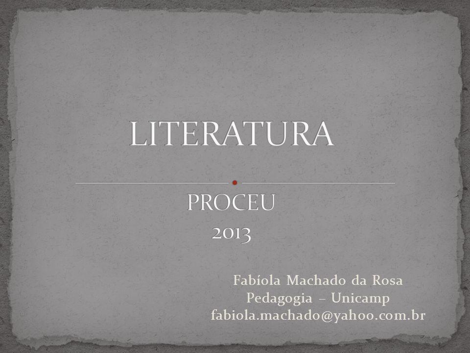 Fabíola Machado da Rosa Pedagogia – Unicamp fabiola.machado@yahoo.com.br