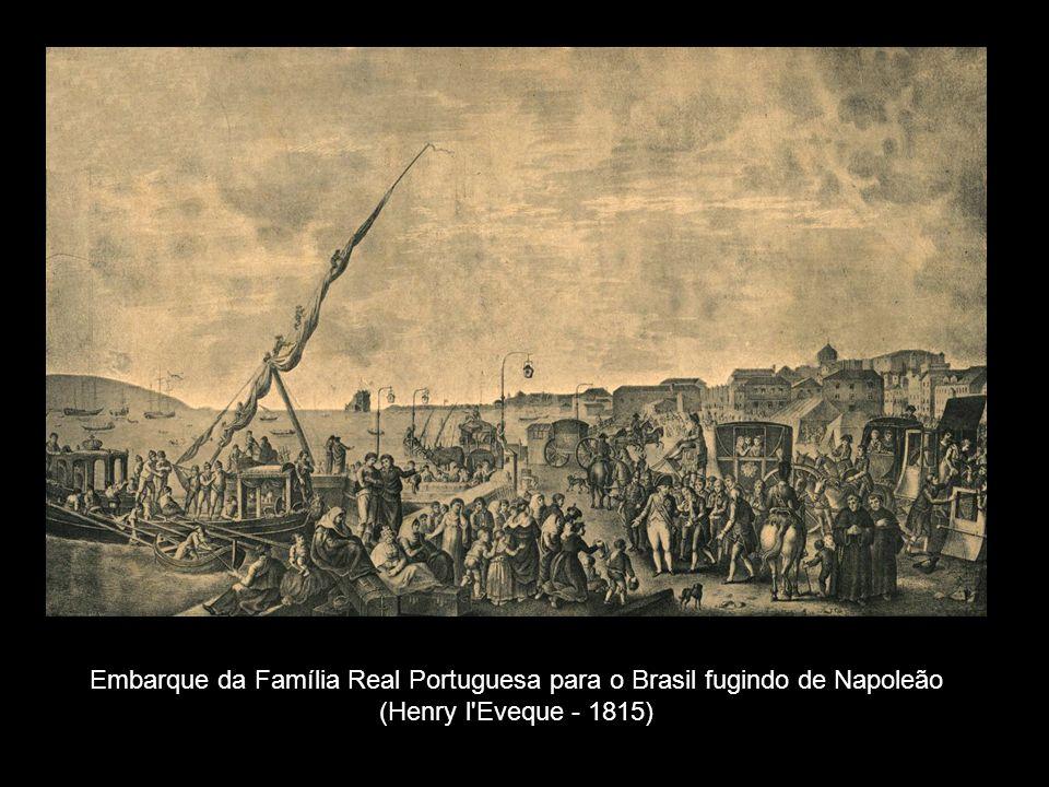 1811 – Saída dos franceses de Portugal, lutas políticas e guerra civil entre conservadores (defendendo absolutistismo – apoiando D.