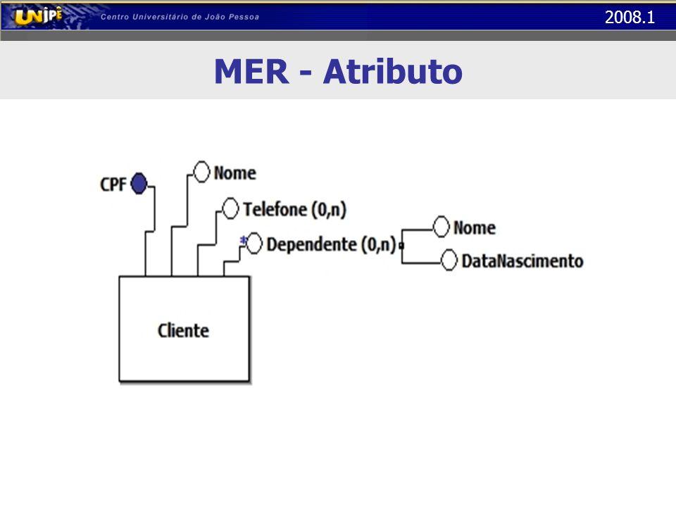 2008.1 MER - Atributo