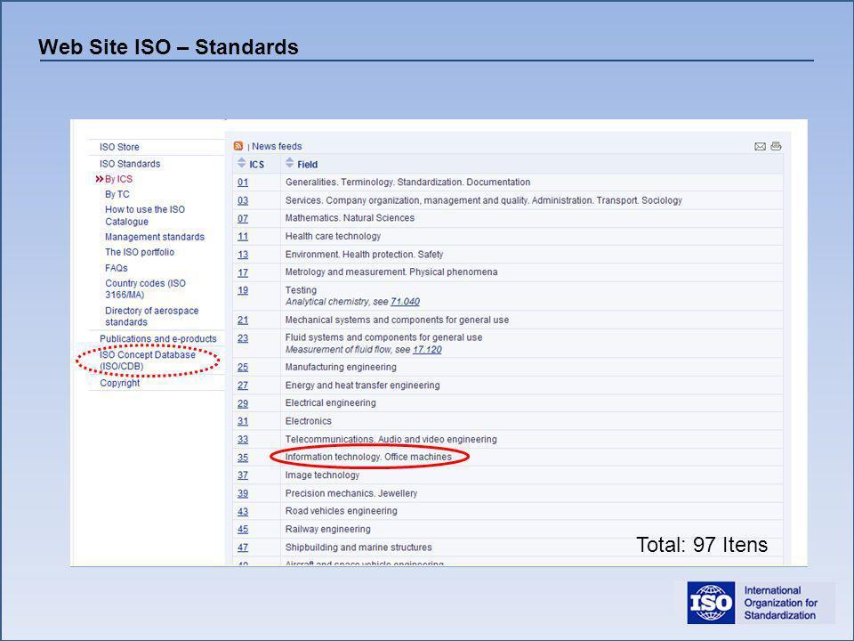 ISO / IEC 9126-1 Manutenibilidade A capacidade (ou facilidade) do produto de software ser modificado, incluindo tanto as melhorias ou extensões de funcionalidade quanto as correções de defeitos.
