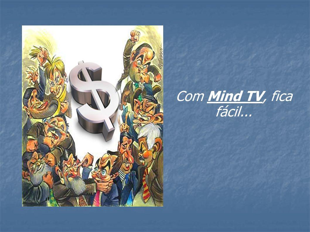 A estratégia é iniciar a divulgação do Mind TV através de público altamente segmentado e específico, com influentes características na mídia televisiva, escrita e online.