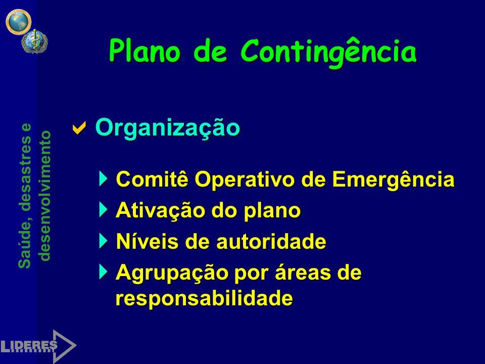 Saúde, desastres e desenvolvimento Objetivos e metas Objetivos e metas Viabilidade Viabilidade Prioridades Prioridades Cobertura Cobertura Resultado e