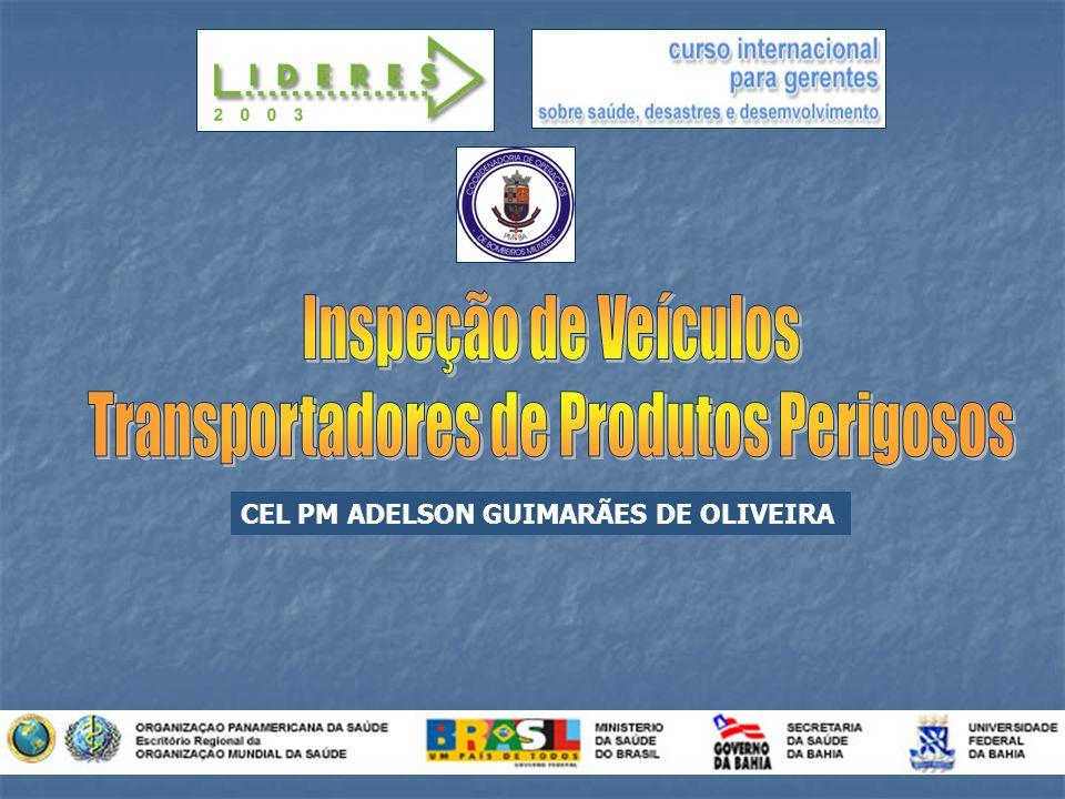 CEL PM ADELSON GUIMARÃES DE OLIVEIRA
