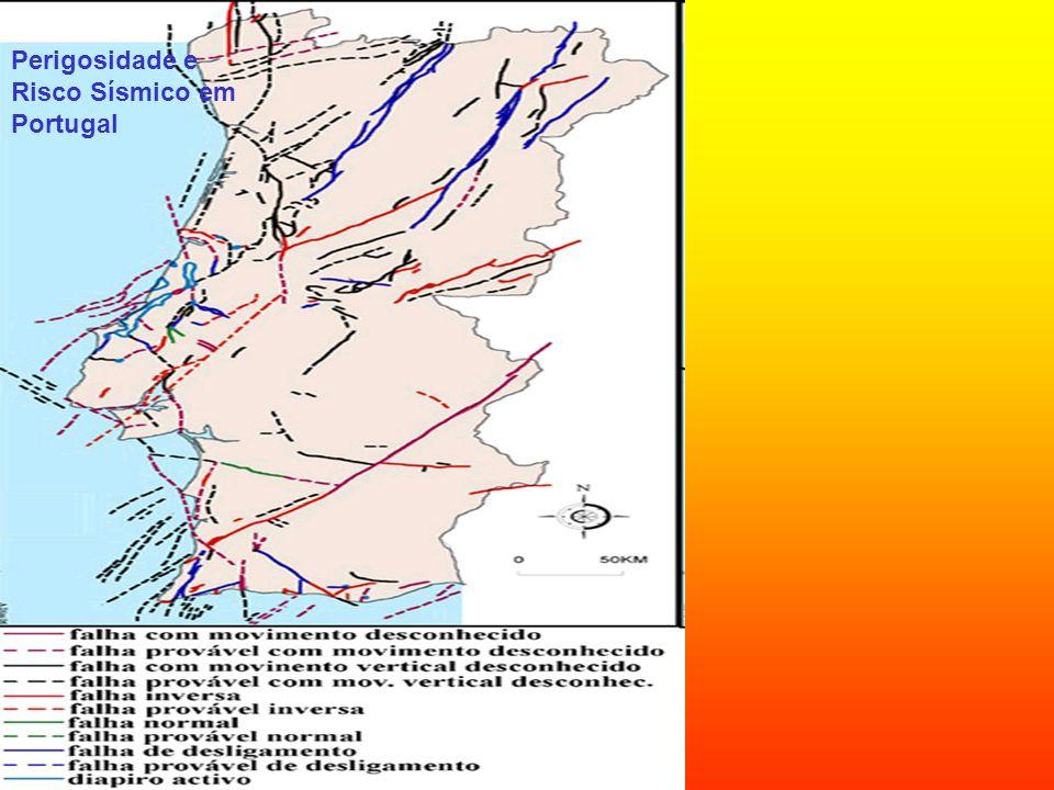 Perigosidade e Risco Sísmico em Portugal