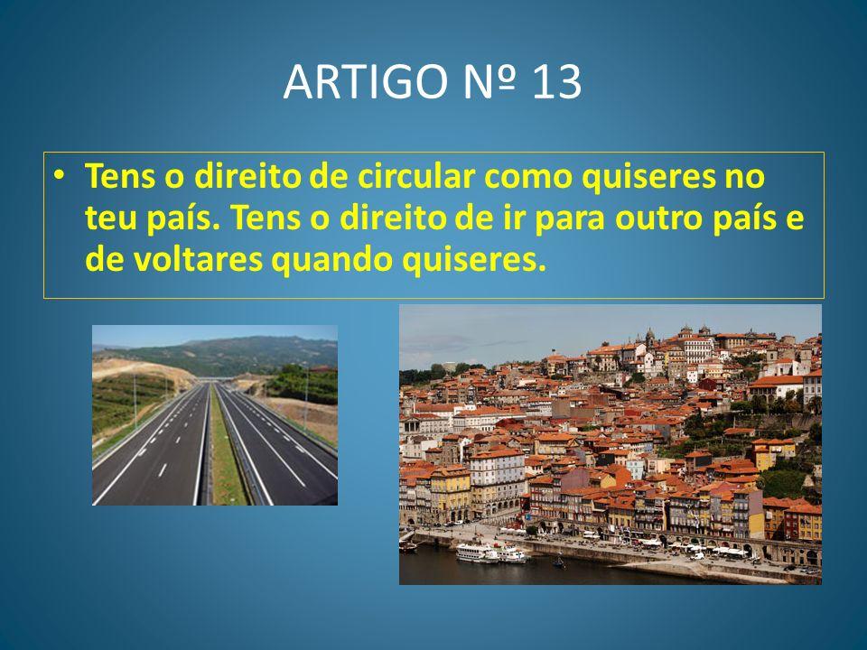 ARTIGO Nº 12 Ninguém sofrerá intromissões arbitrárias na sua vida privada, na sua família, no seu domicílio ou na sua correspondência...