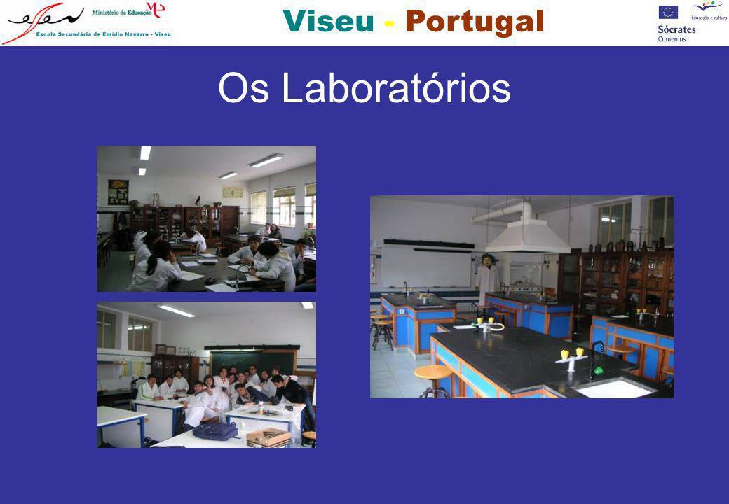 Viseu - Portugal Os Laboratórios