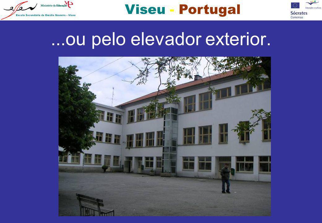 Viseu - Portugal Museu – espaço de leitura, trabalho, descanso...