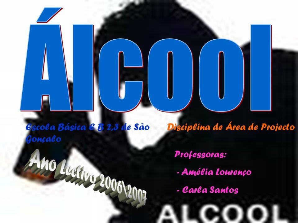 Escola Básica E B 2,3 de São Gonçalo Disciplina de Área de Projecto Professoras: - Amélia Lourenço - Carla Santos