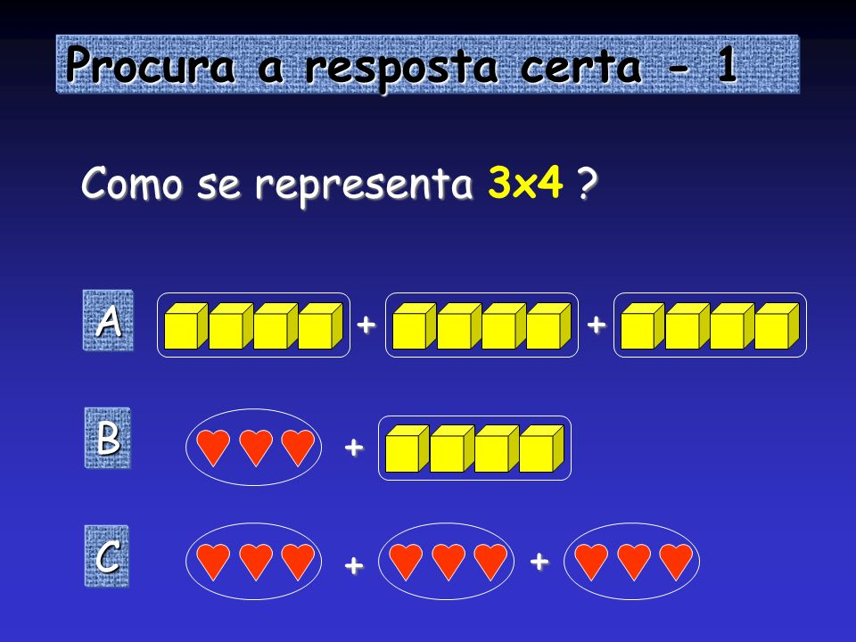 SAIR VOLTAR 1 X 5 = 5 1 X 5 = 5 2 X 5 = 5 2 X 5 = 5 3 X 5 =15 3 X 5 =15 4 X 5=15 4 X 5=15 5 X 5 =25 5 X 5 =25 6 X 5 = 30 6 X 5 = 30 7 X 5 = 35 7 X 5 = 35 8 X 5 = 40 8 X 5 = 40 9 X 5 = 45 9 X 5 = 45 10 X 5 = 50 10 X 5 = 50 Copia para o teu caderno Copia para o teu caderno Clica na tua opção Trabalho realizado pelo professor Vaz Nunes no decorrer do ano lectivo 2001/2002, na EB1 dos Combatentes – OVAR