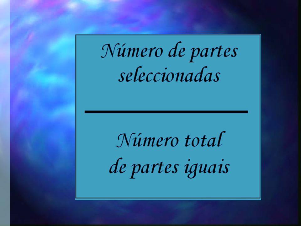 ... e o número de cima indica o número de partes seleccionadas desse objecto...