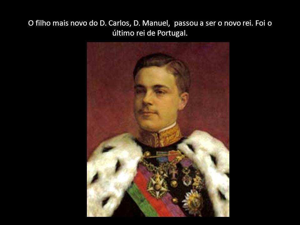 No dia 5 de Outubro de 1910, houve uma revolução em Lisboa que acabou com a monarquia.