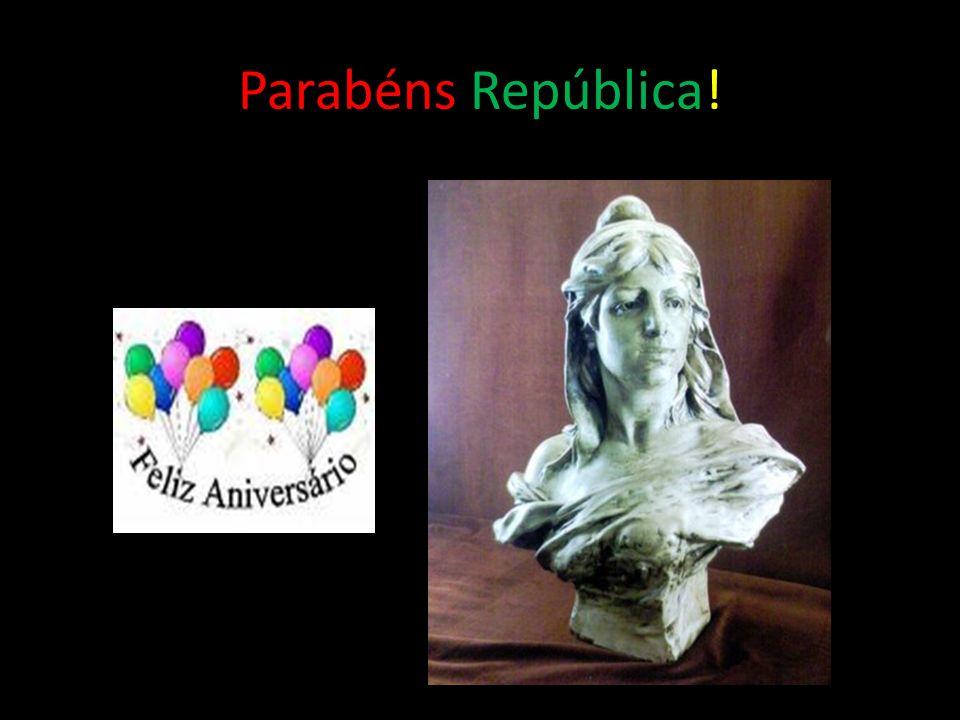 Parabéns República!
