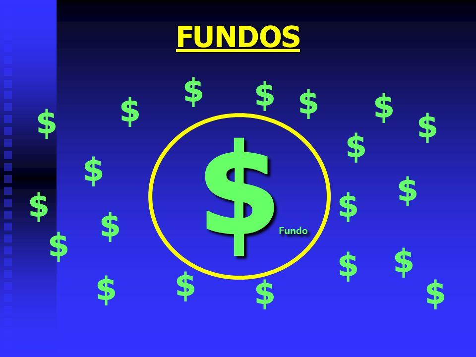 FUNDOS $ $ $ $ $ $ $ $ $ $ $ $ $ $ $ $ $ $ $ $ $ Fundo