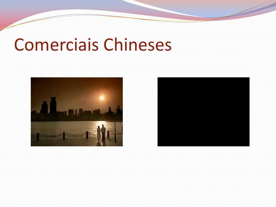 Comerciais Chineses