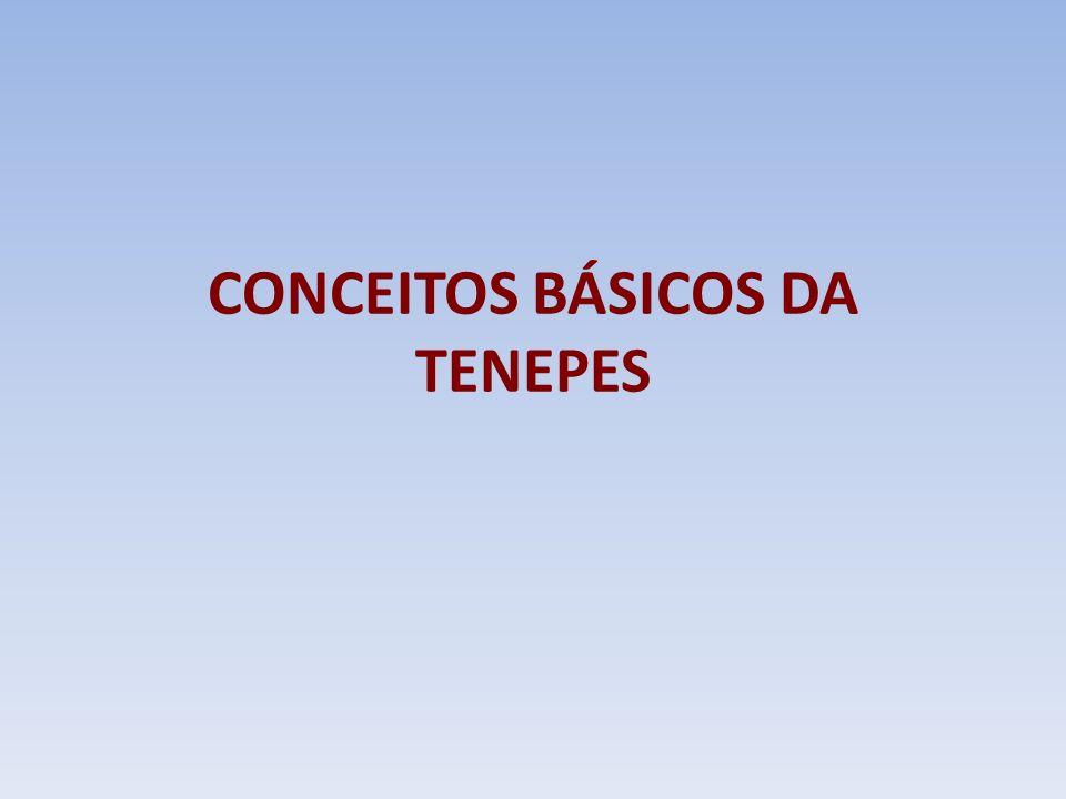 CONCEITOS BÁSICOS DA TENEPES
