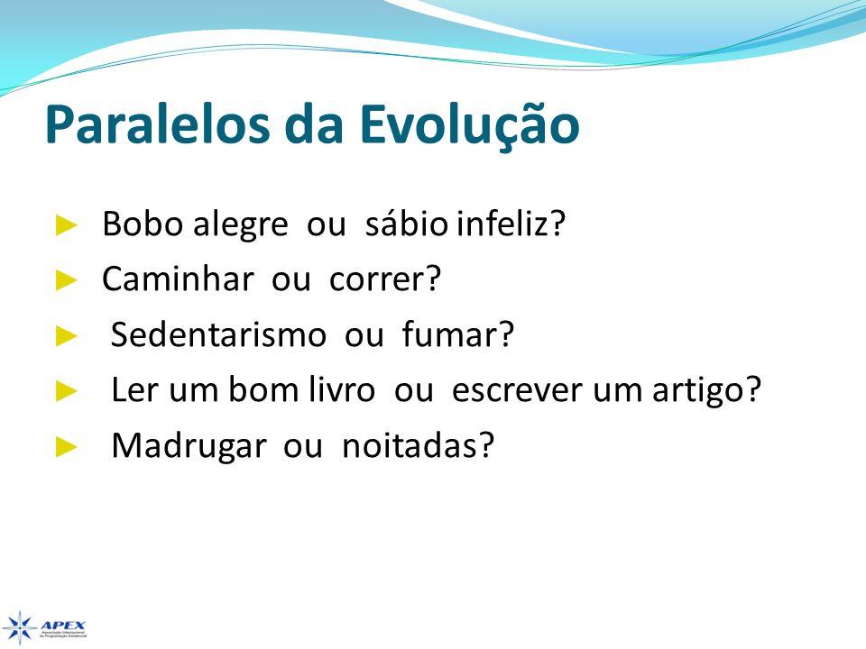 Exemplos – falta de inteligência evolutiva Sigmund Freud (1856 – 1939) Inteligência pessoal Todas as pesquisas a partir da vida intrauterina.