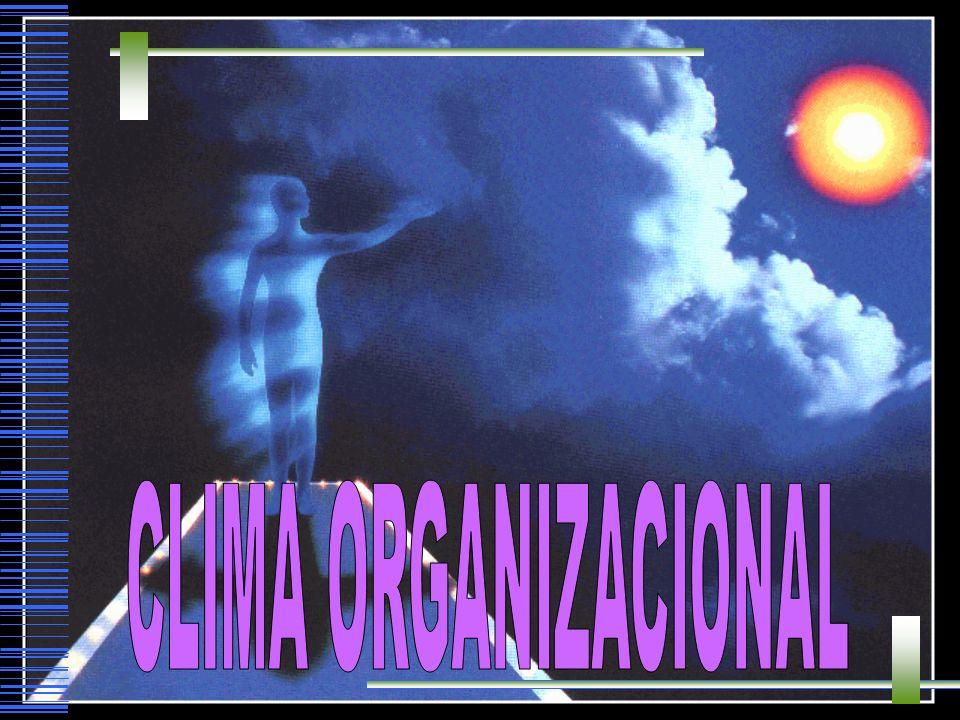 DIMENSÕES DO CLIMA PSICOSSOCIAL - Refere-se à: Manifestação de sentimentos e atitudes individuais ou grupais dos empregados em relação às pessoas, ao trabalho e a empresa.
