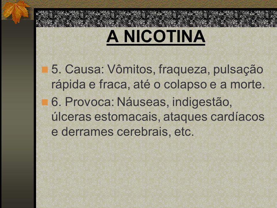 O ALCATRÃO 1.É um composto oleoso escuro, produto da combustão.
