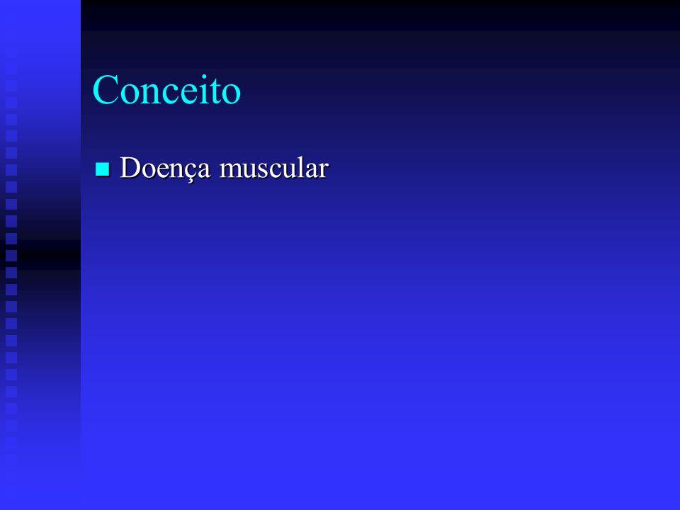 MIOPATIAS ESCOLA DE MEDICINA UCPEL Prof. Antonio J.V. Pinho