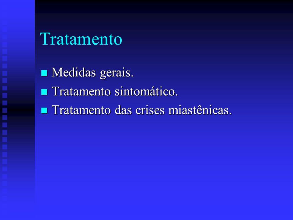 Diagnóstico Pelo quadro clínico. Pelo quadro clínico. Pela eletroneuromiografia. Pela eletroneuromiografia. Pela resposta aos testes: Pela resposta ao