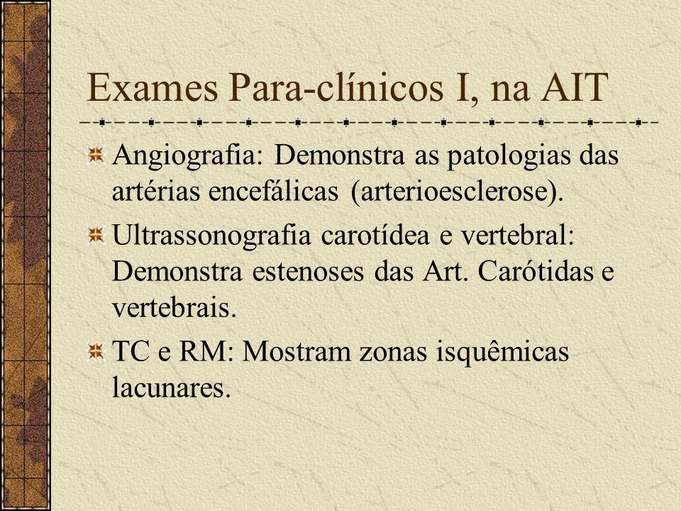 Causas De AIT Doença cardíaca reumática, Disfunção da válvula mitral, Arritmia cardíaca, Endocardite infecciosa, Mixoma atrial, Trombos de parede card