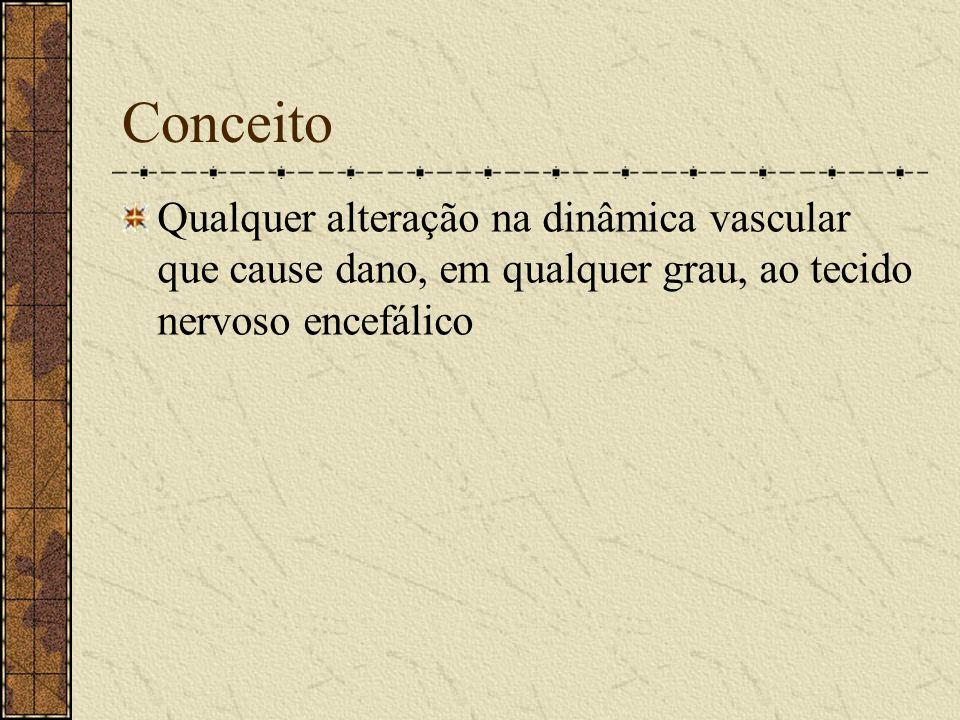 ACIDENTE VASCULAR ENCEFÁLICO CONFERÊNCIA Dr. Antonio Jesus Viana de Pinho