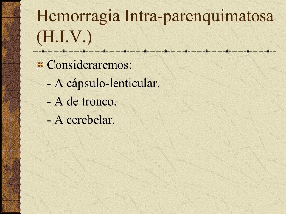 Tratamento da Trombose Heparinização. Ativador do plasminogênio tissular. Hipotensores (com cuidado) Nimodipina. Fisioterapia
