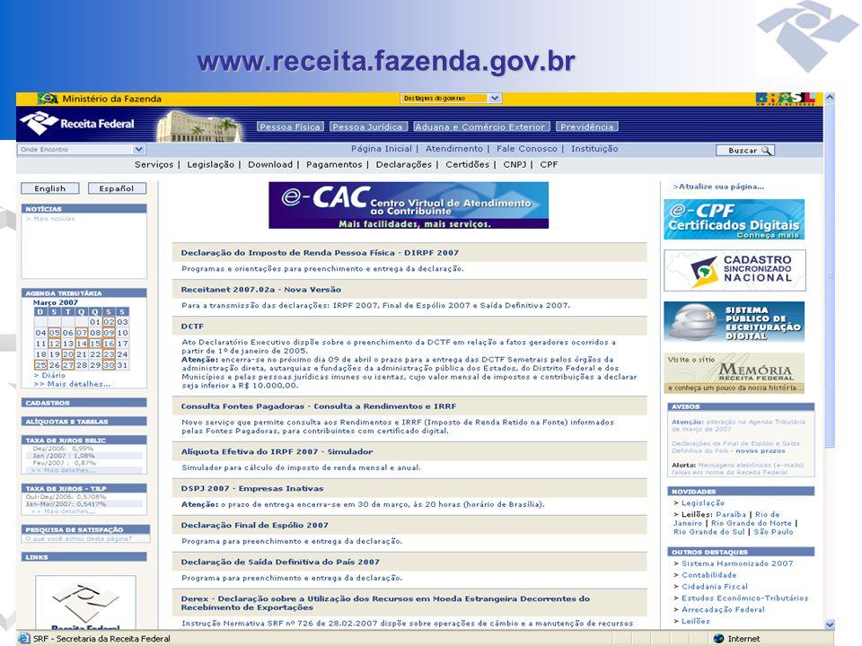 www.receita.fazenda.gov.br www.receita.fazenda.gov.br