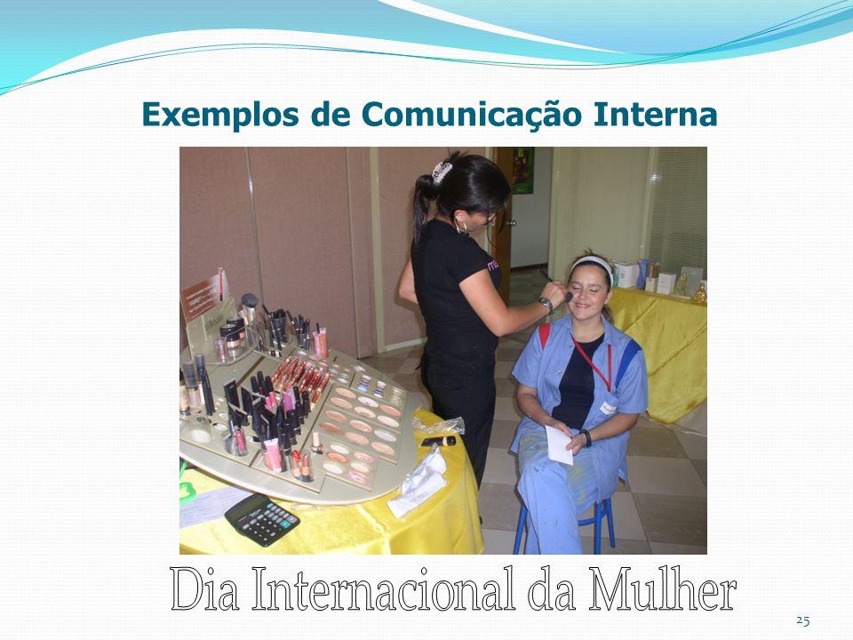 25 Exemplos de Comunicação Interna