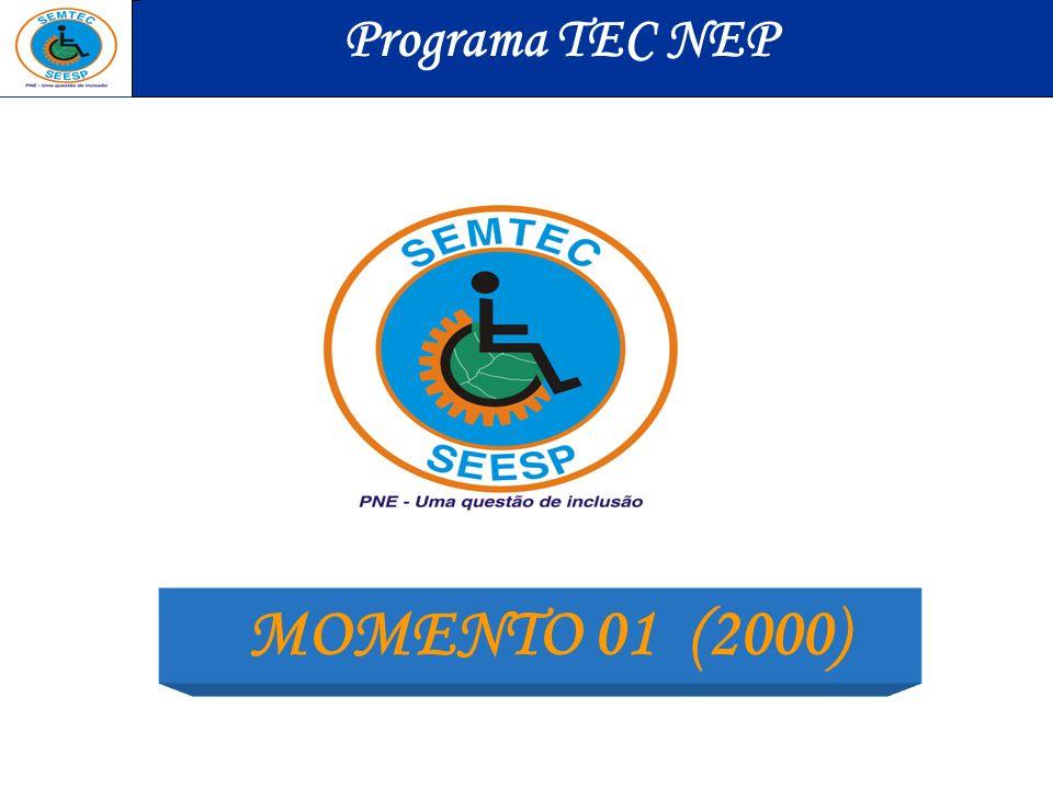 MOMENTO 01 (2000) Programa TEC NEP
